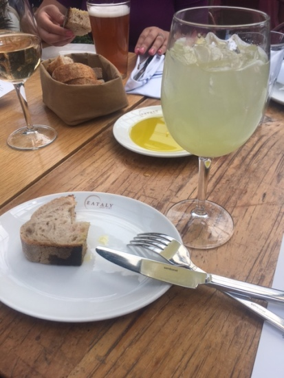 Eataly - Sabbia